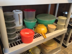 Legit Tupperware. It's all in great usable condition!