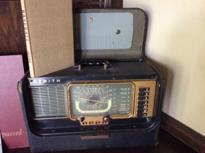 My client used this radio during the Korean War. A rare piece of history.